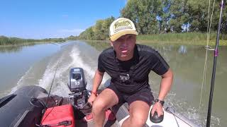 Рыбалка на судака и щуку Лето сезон 2020 Джиг с лодки