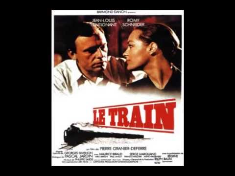 PHILIPPE SARDE - LE TRAIN 1973 - SOUNDTRACK
