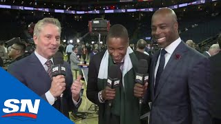 Ujiri Gives His Initial Reaction To Toronto Raptors' NBA Championship