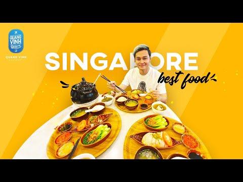 5 Món Ăn Ngon Nhất Singapore - Quang Vinh Passport