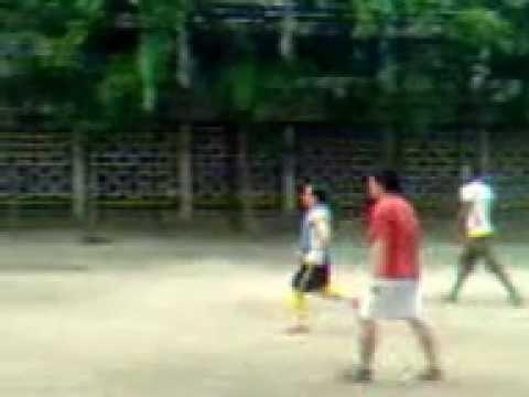International Hall Daily Football match, University of Dhaka.