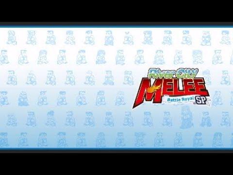 River City Melee: Battle Royal SP - Gameplay |