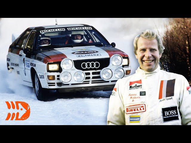 Arctic Rally Finland 2021 - Hannu Mikkola Tribute + Day 2 Preview