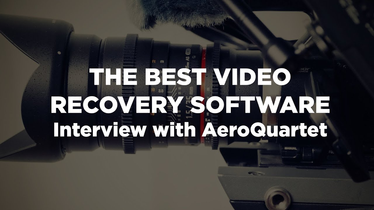 Interview with Data Recovery Expert Aero Quartet - Select Music Library