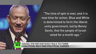 Netanyahu rival vows truth, no more 'spin'