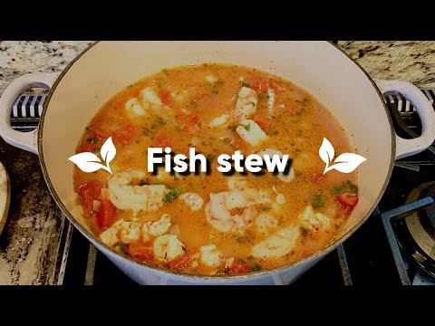 Quick Fisherman s Stew