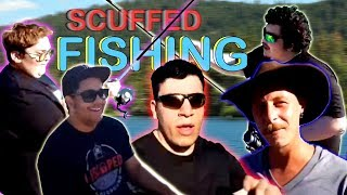 Scuffed Fishing With The Boys ft.(Alecludford, Andy Milonakis, Trainwreckstv, NMPthelord)