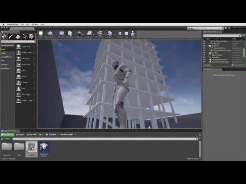 Create your Own Asset | UE4
