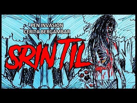 SRINTIL - SUNDEL BOLONG - Cerita Gambar - Cerita Bergambar