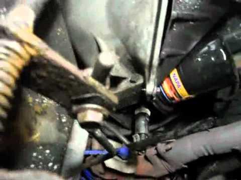 GM Shifter linkage fix - YouTube