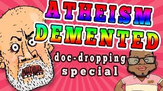 Atheism Demented on the BibleCuntingFuckFace Show