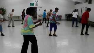 Maria Maria Line Dance  Natalie Kelley's  Class