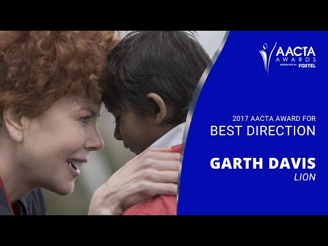 7th AACTA Awards | AACTA Award for Best Direction