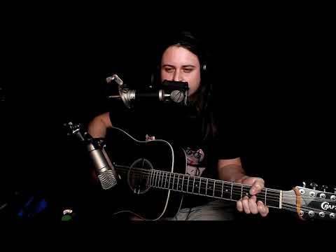 В руках великана – Пикник, авторская кавер версия песни на гитаре