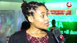Dakika 5 za Irene Paul katika uzinduzi wa filamu ya Aunty Ezekiel (MAMA)