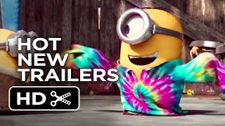 Best New Movie Trailers - January 2015 HD