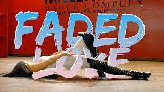 tinashe faded love choreo  michelle jersey maniscalco