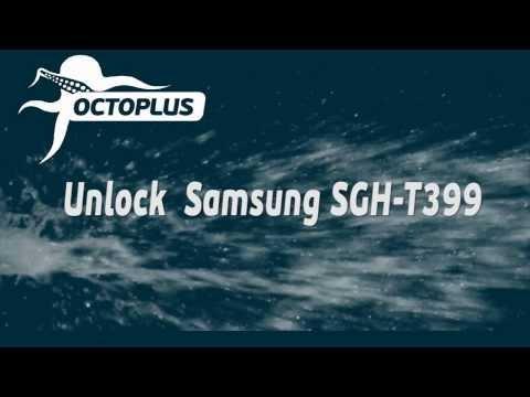 Samsung SGH-T399 Unlock with Octoplus Box