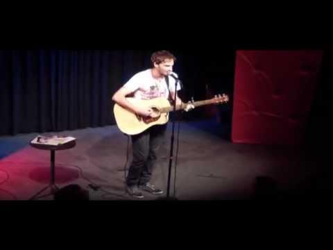 Musical Comedian NZ - Sam Polwart