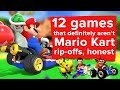 12 Games That Definitely Aren't Mario Kart Rip-Offs, Honest