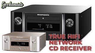 Gambar cover Marantz Melody X M-CR612 Network CD Receiver Review