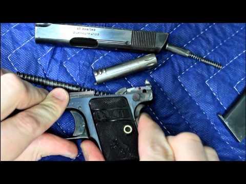 Colt Automatic 25 Calibre