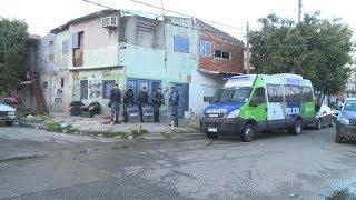 Allanamiento Por Robos En El Gran Buenos Aires