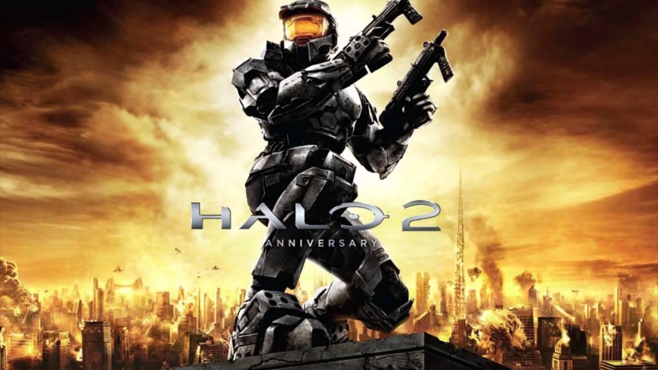 Halo 2 Anniversary OST - Halo Theme Gungnir Mix (feat  Steve Vai)