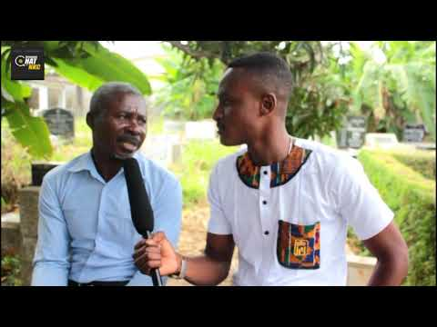 Extensive Chat With NKC - Interview with Takoradi Cemetery Caretaker