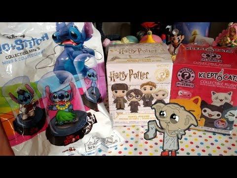 Blind Bags E Blind Box Harry Potter Stitch Kleptocats