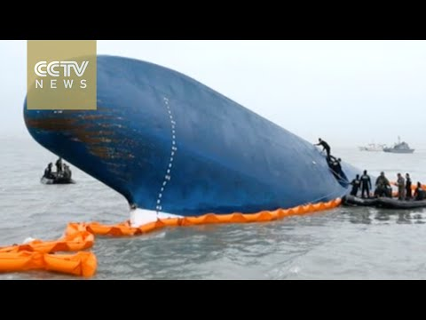 Chinese company sets out to salvage Sewol