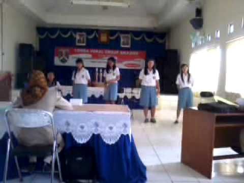 [Hand Camera] Angin Mamiri - Group Vocal SMA Tarakanita Magelang 2013