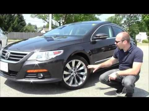 2010 VW CC Test Drive at Volkswagen Waterloo