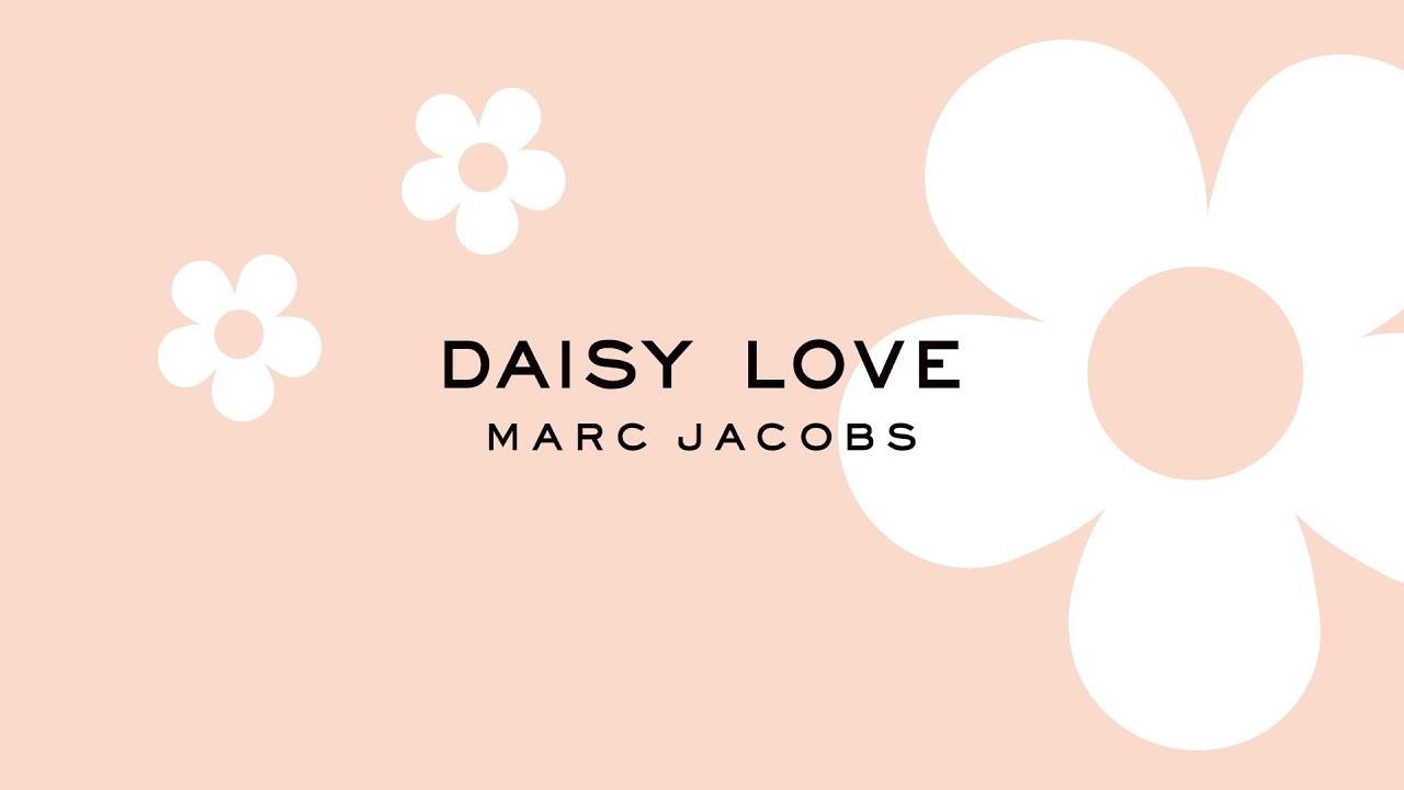 check out b76b1 cb1d1 Marc Jacobs Daisy Love