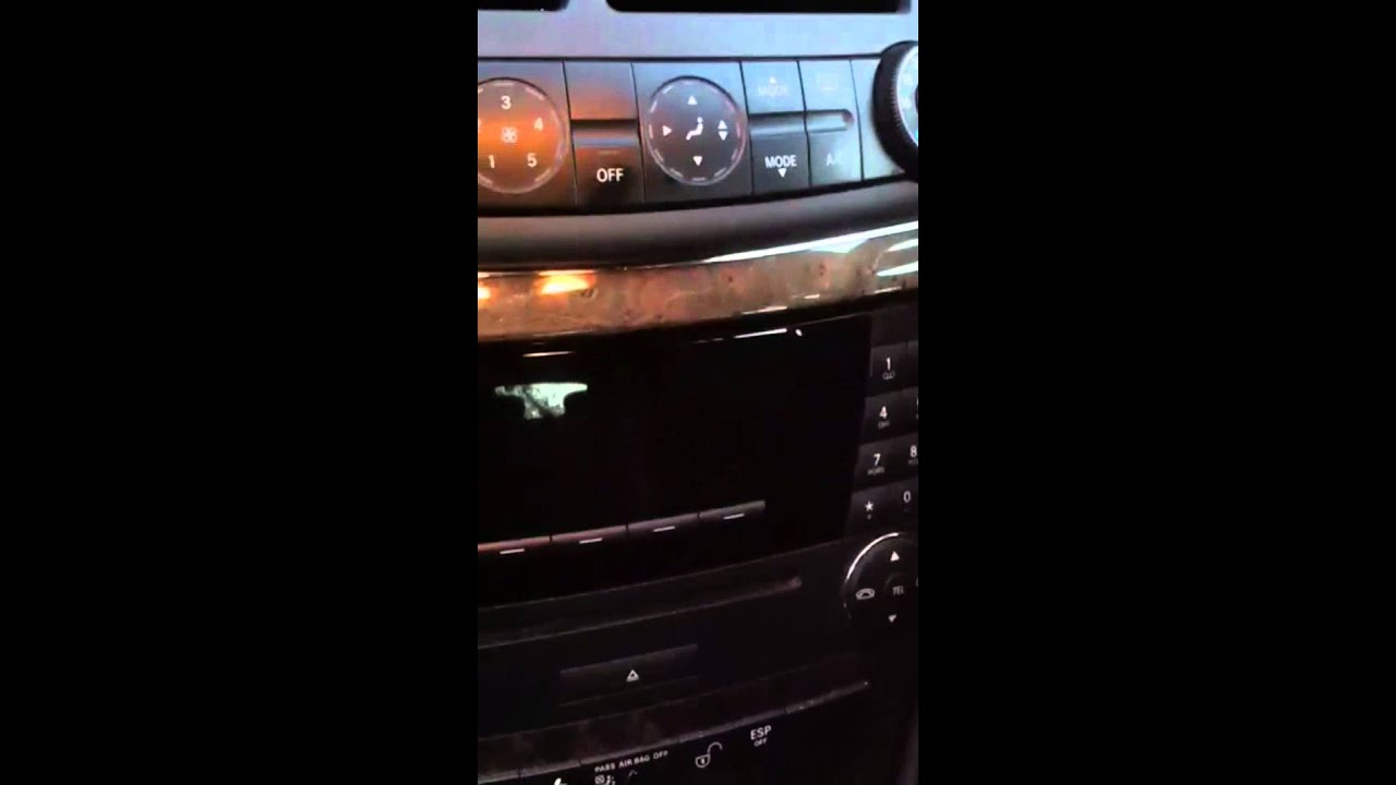 Mercedes W211 random beep - solution needed please