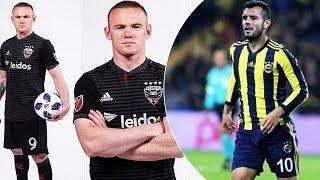 Tin chuyển nhượng 29/6 | Rooney đến Mỹ và lựa chọn gây sốc của Wilshere