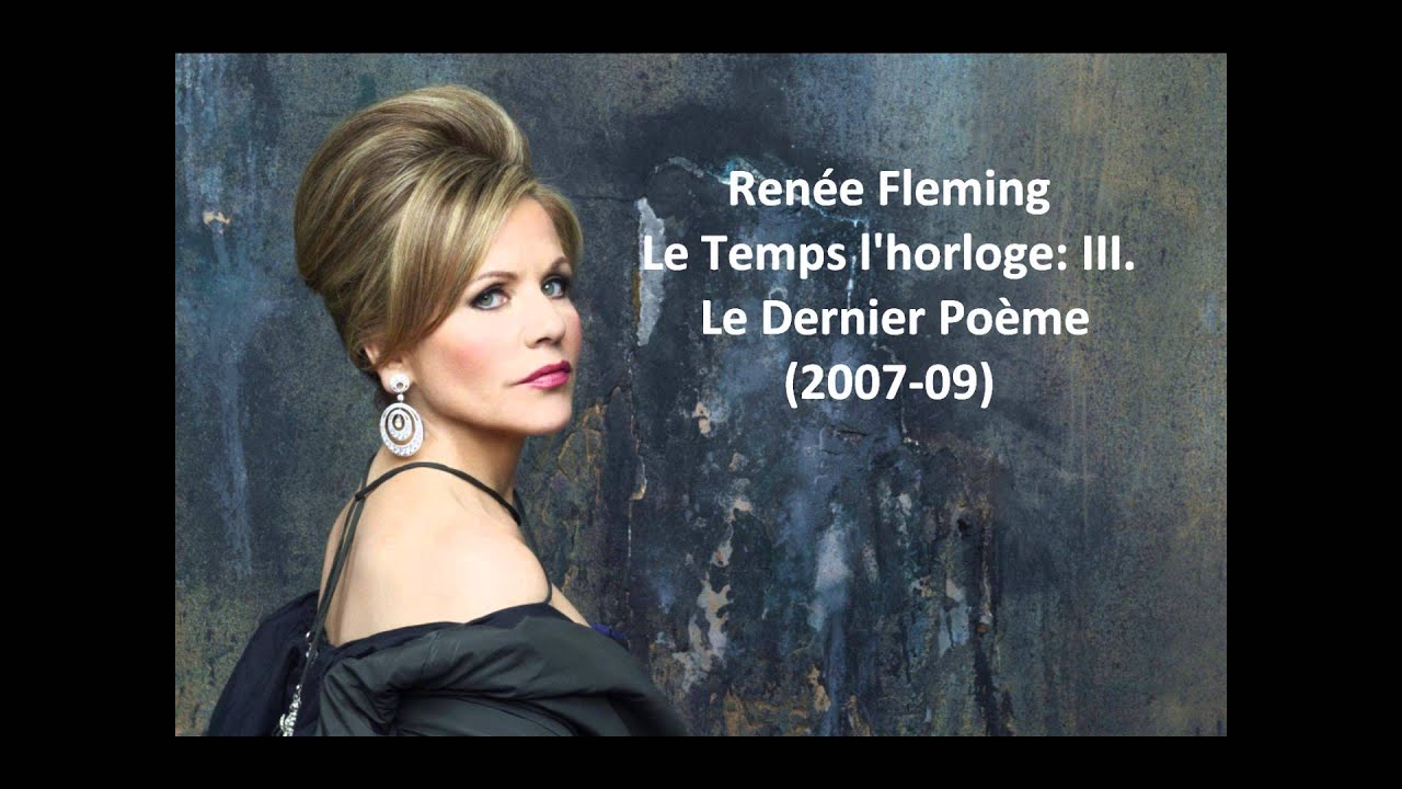 qui est Renee Fleming datant