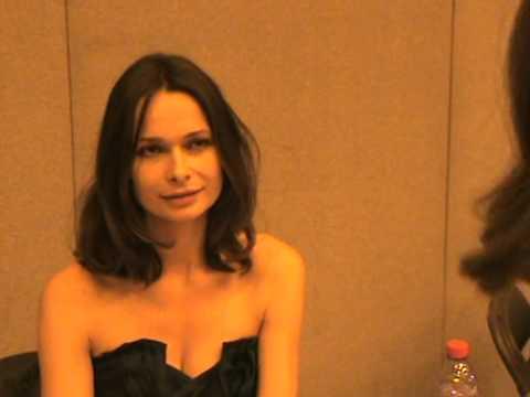 Anna Walton @ London Film and Comic Con 2009