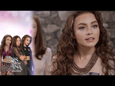 Ana Laura, Ana Lucía y Ana Leticia se reúnen | Tres veces Ana - Televisa