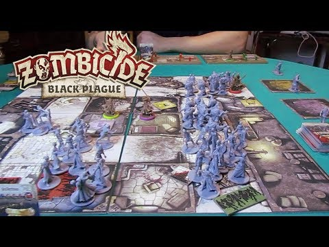 Zombicide: Black Plague - Partita Epica!