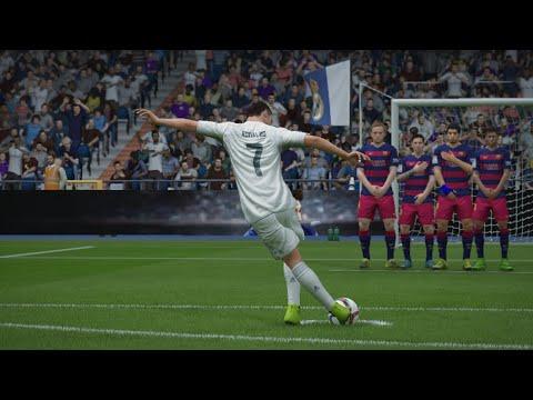 FIFA 16 Rabona Free Kick Tutorial