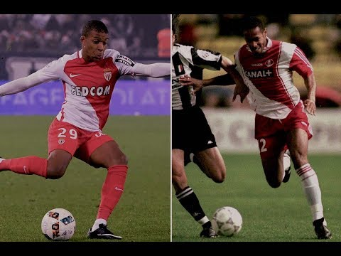 Kylian MBappé vs Thierry Henry - Similar Moments (Skills and Goals)