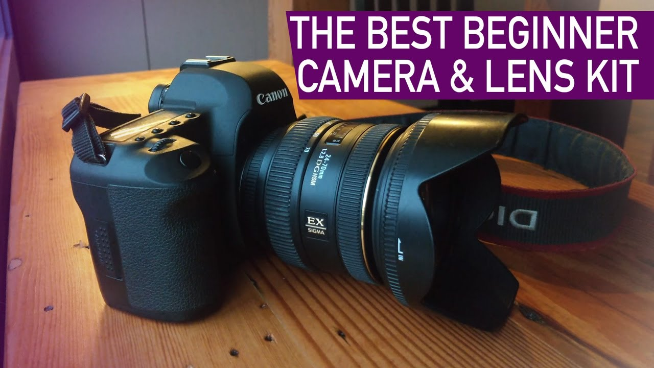 The Best Cameras & Lenses for Beginner or Budget Photography (Buy Used Gear!)