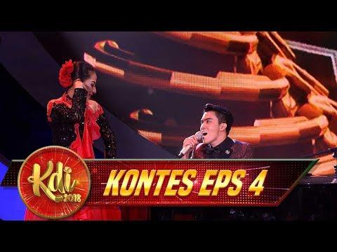 Bikin Iri! Romantis Banget Penampilan Agung Malam Ini [PUJA] - Kontes KDI Eps 4 (9/8)