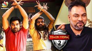 Shiva is my Dance GURU : Kalyan Master Interview   Tamil Padam 2, C.S. Amudhan Movie