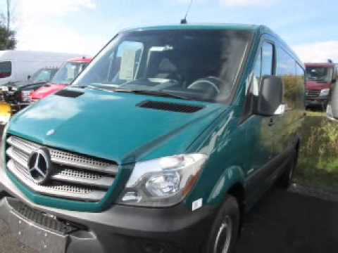 2015 mercedes benz sprinter fayetteville ny youtube for Mercedes benz dealer syracuse ny