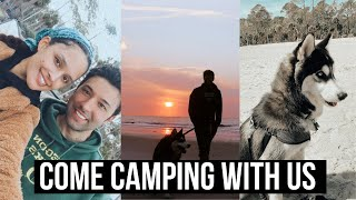 COME CAMPING WITH UŠ | HUNTING ISLAND SC