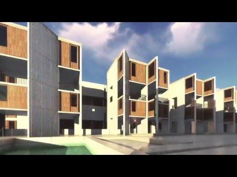 Lumion 6 ArchViz - Salk Institute