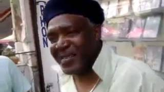 African man speaking pushto