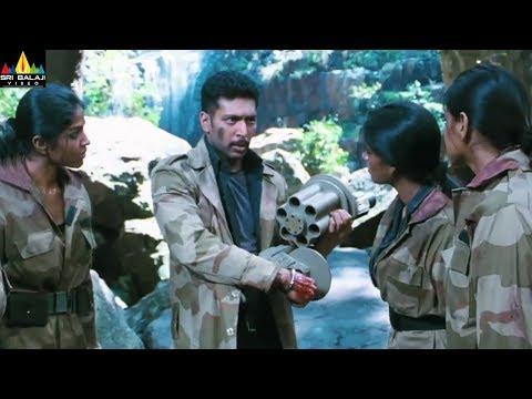 Ranadheera Movie Saranya Death Scene | Telugu Movie Scenes | Jayam Ravi | Sri Balaji Video